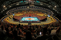 20180531 NED: Volleyball Nations League Netherlands - Brazil, Apeldoorn
