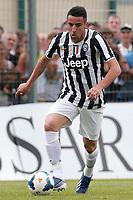 Mauricio Isla Juventus, Saint Vincent 17/7/2013 <br /> Partita amichevole Juventus vs Dilettanti Valdostani<br /> Football Calcio 2013/2014 Serie A<br /> Foto Marco Bertorello Insidefoto