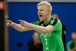 20161029 NED: Eredivisie, Vallei Volleybal Prins - Advisie SSS: Ede<br />Jasper Rietman of Advisie SSS <br />&copy;2016-FotoHoogendoorn.nl / Pim Waslander