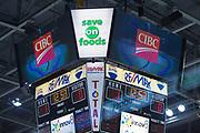 KELOWNA, CANADA - FEBRUARY 07:  CIBC at the Kelowna Rockets game on February 07, 2018 at Prospera Place in Kelowna, British Columbia, Canada.  (Photo By Cindy Rogers/Nyasa Photography,  *** Local Caption ***