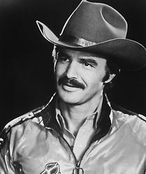 Jan. 1, 1980 - Burt Reynolds, Portrait, On-Set of the Film, Smokey and the Bandit II, 1980 (Credit Image: © Glasshouse/Entertainment Pictures/ZUMAPRESS.com)