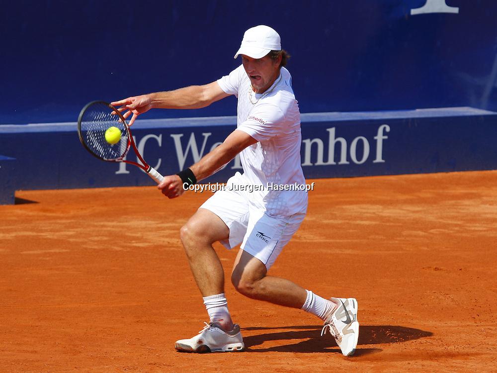 Mercedes Cup 2010 , ATP TennisTurnier, International Series,Weissenhof, Sandplatz,Stuttgart, Mischa Zverev (GER)