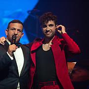 NLD/Amsterdam/20200211 - Uitreiking Edison Pop 2020, Duncan Laurence en Najib Amhali