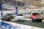 FCA Factory Melfi