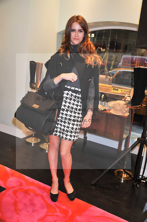 Sunday Girl JADE WILLIAMS at the opening of the Kate Spade New York Store, 2 Symons Street, London on 1st September 2011.