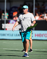 BREDA -  Assistent coach Anthony Potter (Aus), Australia-India (1-1), finale Rabobank Champions Trophy 2018. Australia wint shoot outs.  COPYRIGHT  KOEN SUYK