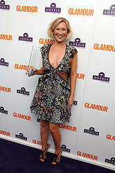 Actress JOANNA PAGE at the 2008 Glamour Women of the Year Awards 2008 held in the Berkeley Square Gardens, London on 3rd June 2008.<br />