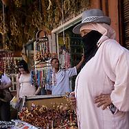 Morocco, marrakech, souk, bazar , market in the center of the medina, old city .former slave market  Marrakech - /  les souks , marche couvert dans le centre de la Medina, dans la vielle ville   /// ancien marche des esclaves  Marrakech - Maroc