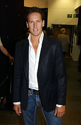 Dancer BRENDAN COLE at the opening party of the new Frankie's Bar & Grill at Selfridges, Oxford Street, London on 6th September 2006.<br /><br />NON EXCLUSIVE - WORLD RIGHTS