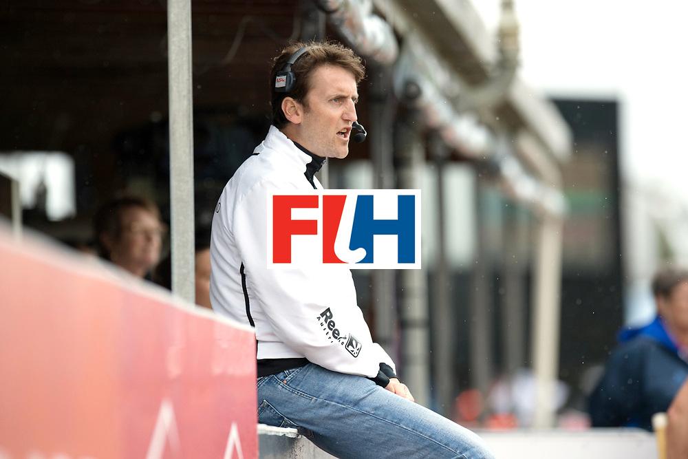 AUCKLAND - Sentinel Hockey World League final women<br /> Match id 10293<br /> 03 England v Germany <br /> Foto: Xavier RECKINGER Head Coach.<br /> WORLDSPORTPICS COPYRIGHT FRANK UIJLENBROEK