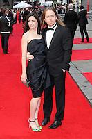 LONDON - APRIL 15:  Tim Minchin attends The Olivier Awards 2012 at the Royal Opera House, Covent Garden, London, UK. April 15, 2012. (Photo by Richard Goldschmidt)