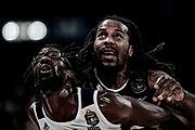 StoneTyler <br /> Happy Casa Brindisi - Pompea Fortitudo Bologna <br /> LBA Final Eight 2020 Zurich Connect - Semifinale<br /> Basket Serie A LBA 2019/2020<br /> Pesaro, Italia - 15 February 2020<br /> Foto Mattia Ozbot / CiamilloCastoria