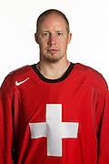 31.07.2013; Wetzikon; Eishockey - Portrait Nationalmannschaft; Mathias Seger (Valeriano Di Domenico/freshfocus)