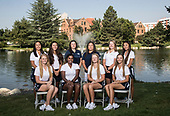 NV Woman's Golf Team and Head Shots 9-4-18