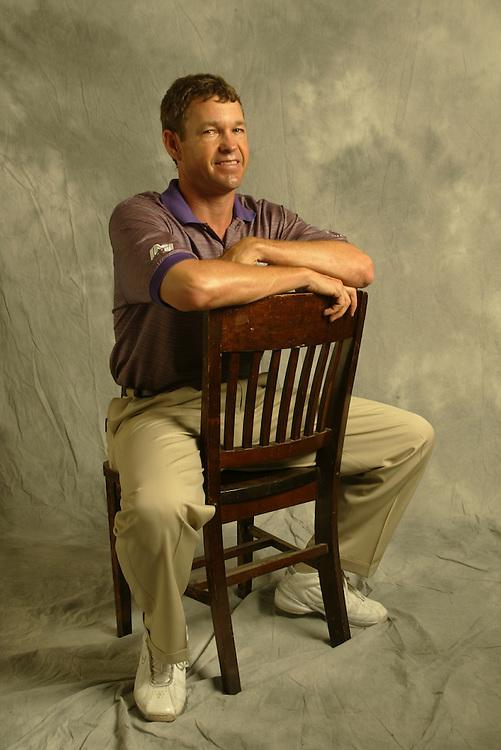 Lee Janzen..2003 PGA Championship..Oak Hill CC..Rochester, NY..Thursday, August 14  2003..photograph by Darren Carroll