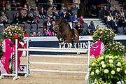 Martin Fuchs - The Sinner<br /> Gothenburg Horse Show 2019<br /> © DigiShots