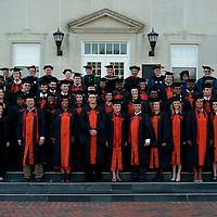 2016 Campbell University Divinity Graduation Ceremony