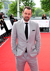 Danny Dyer arriving for the Virgin TV British Academy Television Awards 2017 held at Festival Hall at Southbank Centre, London. PRESS ASSOCIATION Photo. Picture date: Sunday May 14, 2017. See PA story SHOWBIZ Bafta. Photo credit should read: Ian West/PA Wire