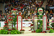Marcus Ehning - Plot Blue<br /> Rolex FEI World Cup Final 2013<br /> © DigiShots