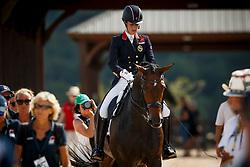 Dujardin Charlotte, GBR, Mount St John Freestyle<br /> World Equestrian Games - Tryon 2018<br /> © Hippo Foto - Sharon Vandeput<br /> 14/09/2018