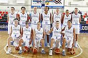 DESCRIZIONE : Valmiera Latvia Lettonia Eurobasket Women 2009 Francia Italia France Italy<br /> GIOCATORE : team photo<br /> SQUADRA : Italia Italy<br /> EVENTO : Eurobasket Women 2009 Campionati Europei Donne 2009 <br /> GARA : Francia Italia France Italy<br /> DATA : 07/06/2009 <br /> CATEGORIA : <br /> SPORT : Pallacanestro <br /> AUTORE : Agenzia Ciamillo-Castoria/E.Castoria<br /> Galleria : Eurobasket Women 2009 <br /> Fotonotizia : Valmiera Latvia Lettonia Eurobasket Women 2009 Francia Italia France Italy<br /> Predefinita :