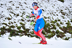 MILENINA Anna, RUS at the 2014 IPC Nordic Skiing World Cup Finals - Middle Distance
