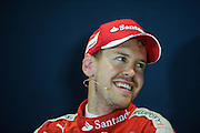 October 8-11, 2015: Russian GP 2015: Sebastian Vettel (GER), Ferrari