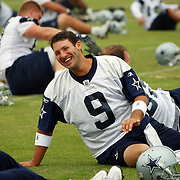 2008 Cowboys Training Camp  Day 2