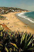 Low Tide In Laguna Beach, California
