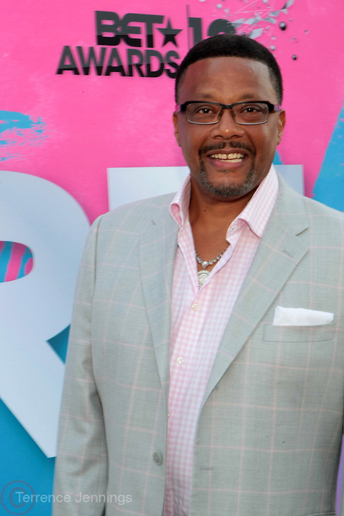 "Los Angeles, CA-June 29:  Judge Greg Mathis attends the Seventh Annual "" Pre "" Dinner celebrating BET Awards hosted by BET Network/CEO Debra L. Lee held at Miulk Studios on June 29, 2013 in Los Angeles, CA. © Terrence Jennings"