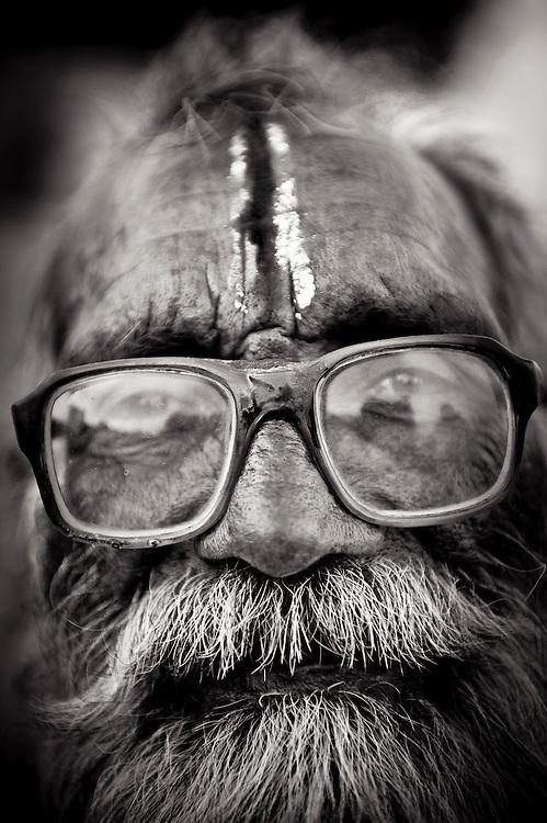 Asia, Banaras, Benares, Ganga, Gange, India, Kashi, Uttar Pradesh, Varanasi, gat, gath, old man