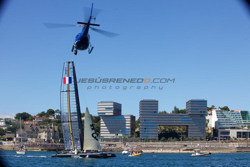AC World Series,Cascais,Portugal,8/ 7/2011.Ac 500 Speed Trial.
