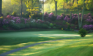 Boone Golf Club in the spring in Boone NC