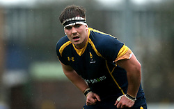 Tom Furnival (Worcester Sixth Form College) of Worcester Warriors U18 - Mandatory by-line: Robbie Stephenson/JMP - 29/01/2017 - RUGBY - Sixways Stadium - Worcester, England - Worcester Warriors U18 v Sale Sharks U18 - Premiership Rugby U18 Academy League