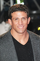 Alex Reid, A Good Day To Die Hard - UK Film Premiere, Empire Cinema Leicester Square, London UK, 07 February 2013, (Photo by Richard Goldschmidt)