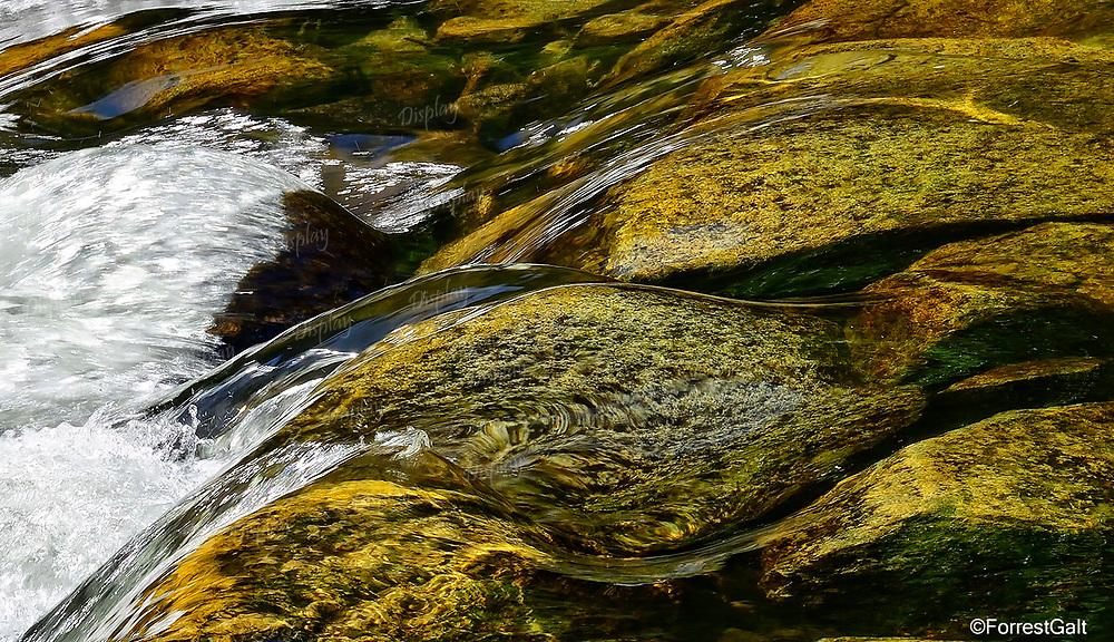 Rocks & Stream, Yosemite National Park
