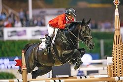 Madden Beezie (USA) - Cortes C<br /> Longines Cup<br /> Furusiyya FEI Nations Cup Jumping Final<br /> CSIO Barcelona 2013<br /> © Dirk Caremans
