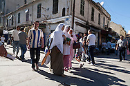 Algeria, Annaba : former french market in the city center     / Algerie Annaba.  ancien marche francais dans le centre ville ex quartier europeen  Bone  Algerie  Annaba 003