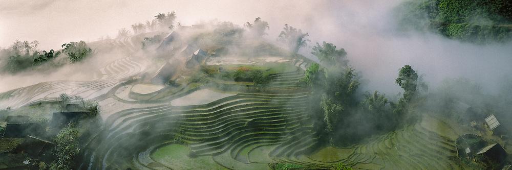 Vietnam Images-panoramic landscape-Nature-Sapa Hoàng thế Nhiệm