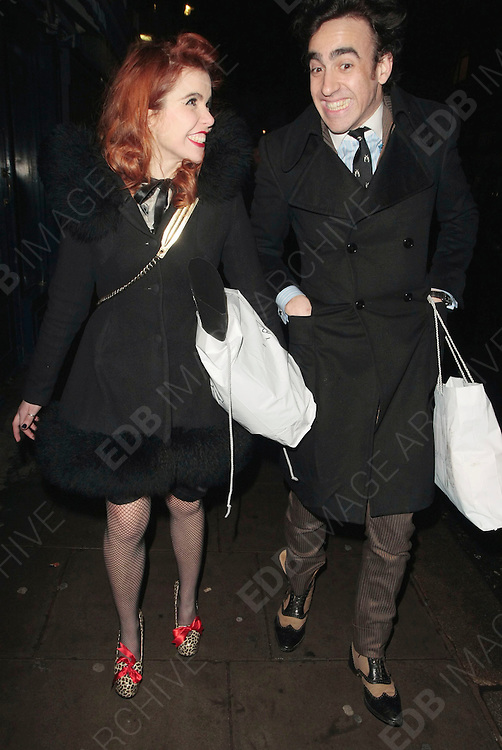 02.FEB.2010-LONDON<br /> <br /> BRITISH SINGER AND ACTRESS PALOMA FAITH LEAVING GROUCHO PRIVATE MEMBERS CLUB IN SOHO LONDON<br /> <br /> BYLINE MUST READ : EDBIMAGEARCHIVE.COM<br /> <br /> *THIS IMAGE IS STRICTLY FOR UK MAGAZINES ONLY <br /> FOR WORLD WIDE SALES AND WEB USE PLEASE CONTACT EDBIMAGEARCHIVE - 0208 954 5968
