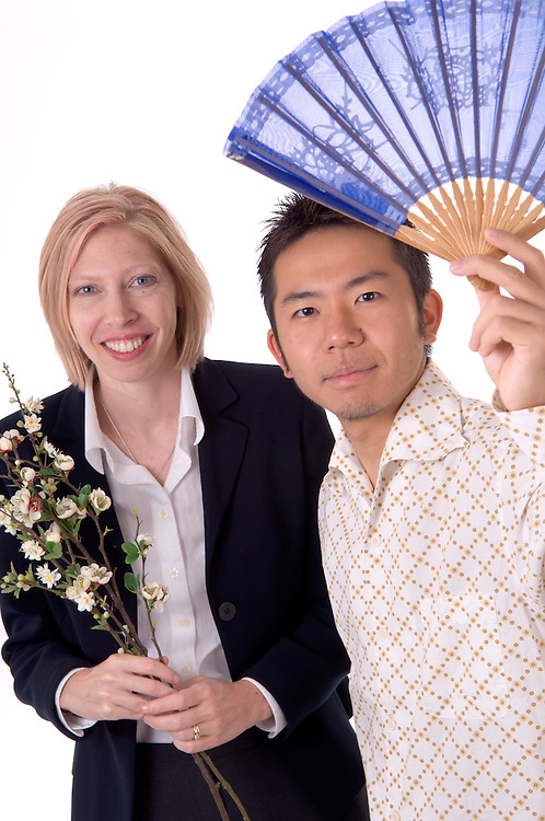 Kenji Kimura & Dr. Mia Consalvo