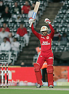 Royal player Manish Pandey  during match 18 of the Airtel CLT20 held between the Lions and Royal Challengers Bangalore at The Wanderers Stadium in Johannesburg on the 19 September 2010..Photo by: Abbey Sebetha/SPORTZPICS/CLT20