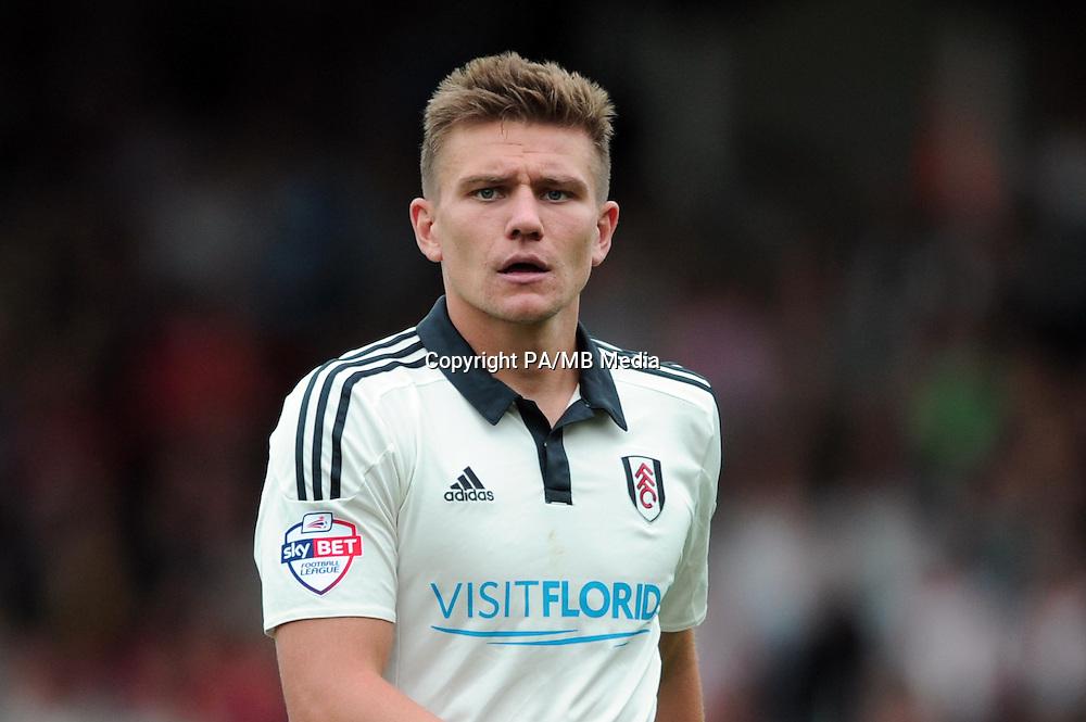 Fulham's Shaun Hutchinson