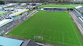 Aerial Newry City Athletic Football Club