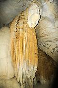 Stalactite, Limestone cave formations, Ankarana National Park, Madagascar