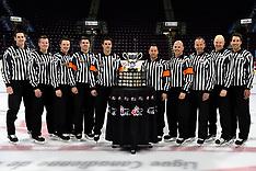 2017 MasterCard Memorial Cup - Officials