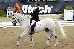 Petra Van De Sande (NED) and Toscane gold medal para equestrian Grade II<br /> Alltech FEI World Equestrian Games <br /> Lexington - Kentucky 2010<br /> © Dirk Caremans