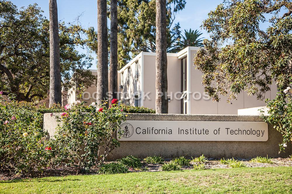 California Institute of Technology in Pasadena