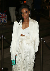 February 18, 2019 - London, United Kingdom - Pippa Bennett-Warner attends the Fabulous Fund Fair as part of London Fashion Week event. (Credit Image: © Brett Cove/SOPA Images via ZUMA Wire)