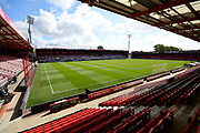 General view of the Vitality Stadium before the Premier League match between Bournemouth and Tottenham Hotspur at the Vitality Stadium, Bournemouth, England on 4 May 2019.